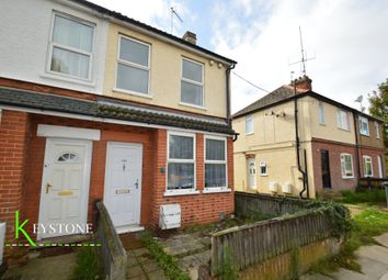 Thumbnail 3 bed end terrace house for sale in Henniker Road, Ipswich