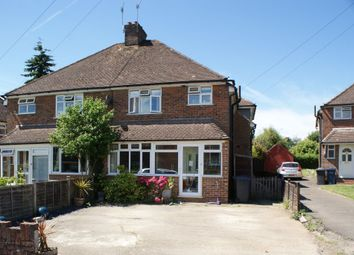 Thumbnail 4 bed semi-detached house for sale in Meadow Close, Milford