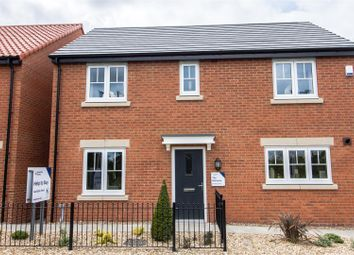 Thumbnail 4 bed detached house for sale in Langton Road, Norton, Malton