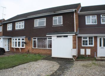 Thumbnail 3 bed terraced house to rent in Welford Road, Woodley, Reading