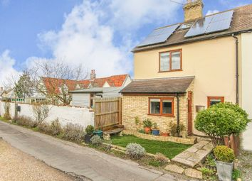 Thumbnail 3 bedroom semi-detached house for sale in Casburn Lane, Burwell, Cambridge