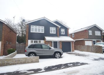 Thumbnail 5 bed detached house to rent in Park Way, Bexley