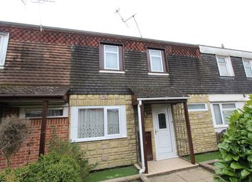 Thumbnail 2 bed terraced house for sale in Arnheim Road, Lordswood, Southampton
