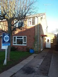 Thumbnail 3 bedroom semi-detached house to rent in Burlington Drive, Stafford