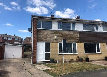 Thumbnail 3 bed semi-detached house for sale in Gainsborough Way, Barnsley