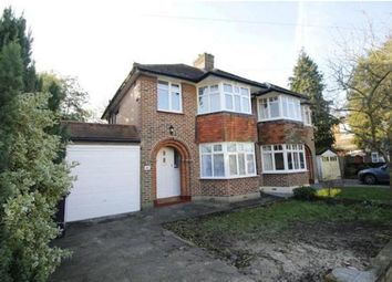 Thumbnail 4 bed semi-detached house to rent in Woodside Road, New Malden
