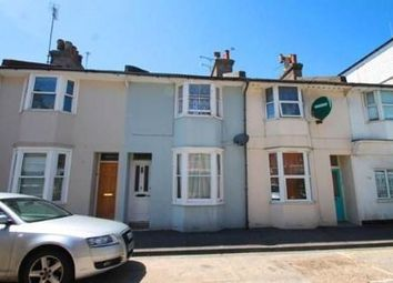 Thumbnail 2 bed terraced house for sale in Bayford Road, Littlehampton, West Sussex
