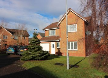 Thumbnail 4 bed detached house for sale in Buller Crescent, Blantyre