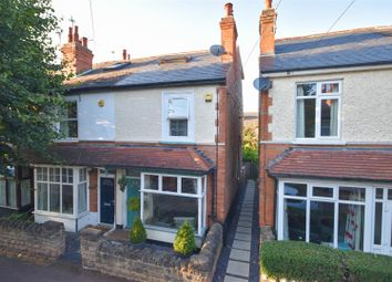Thumbnail 3 bed end terrace house for sale in Manvers Road, West Bridgford, Nottingham