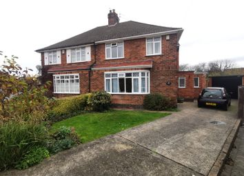 4 bed semi-detached house for sale in Nettleham Close, Lincoln LN2