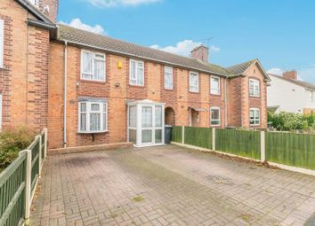 Thumbnail 3 bed terraced house for sale in The Portwey, Leicester