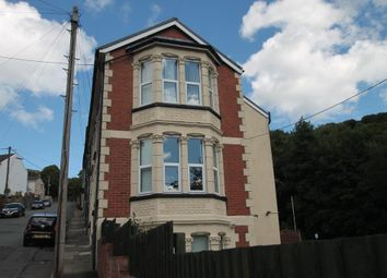 Thumbnail 4 bed end terrace house for sale in Eastville Road, Six Bells, Abertillery, Blaenau Gwent