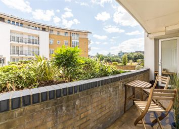 Thumbnail 1 bed flat for sale in Hermitage Waterside, Wapping, London