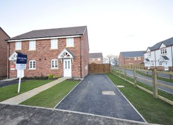 Thumbnail 3 bed semi-detached house to rent in Skitteridge Wood Road, Derby