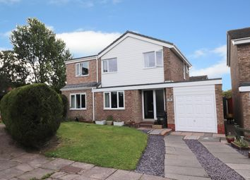 Thumbnail 5 bed detached house for sale in Chesterholm, Sandsfield Park, Carlisle