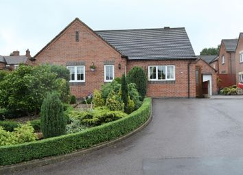 Thumbnail 2 bed detached bungalow for sale in Sunnyside, Newhall, Swadlincote