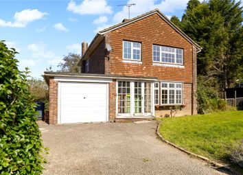 Thumbnail 3 bed detached house for sale in Forest Lane Close, Liphook, Hampshire