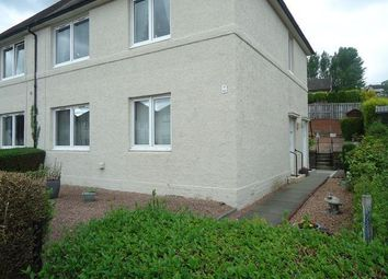 Thumbnail 1 bed flat to rent in Ashley Terrace, Alloa