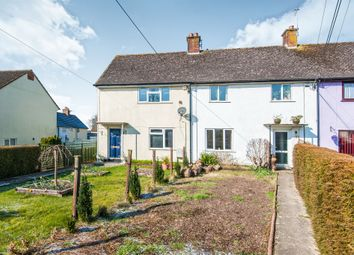 Thumbnail 2 bed terraced house for sale in First Avenue, Axminster