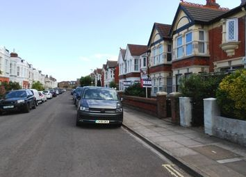 Thumbnail 2 bed flat to rent in Festing Grove, Southsea