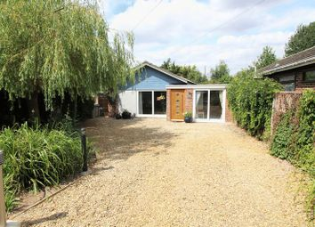 Thumbnail 3 bedroom detached bungalow for sale in Lancaster Close, Old Catton, Norwich