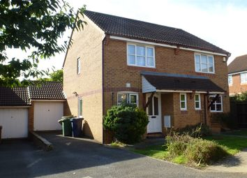 Thumbnail 2 bedroom semi-detached house for sale in Columbine Gardens, Greater Leys, Oxford