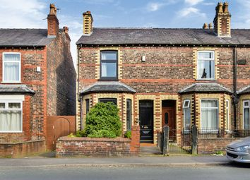 Thumbnail 3 bed terraced house for sale in Sinderland Road, Broadheath, Altrincham, Greater Manchester