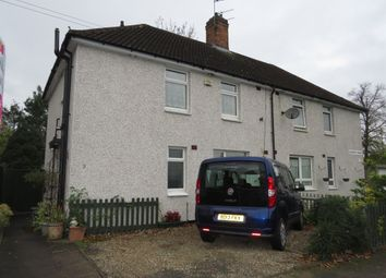 Thumbnail 3 bed semi-detached house for sale in Crabtree Corner, Leicester