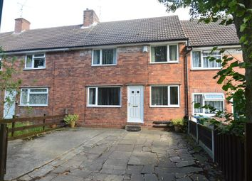 Thumbnail 3 bed terraced house to rent in Third Avenue, Rainworth, Mansfield