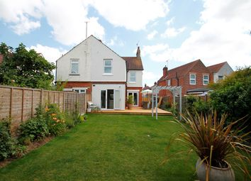 Thumbnail 4 bedroom semi-detached house for sale in Westbourne Road, Ipswich