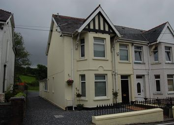Thumbnail 4 bed semi-detached house for sale in Kings Road, Llandybie, Ammanford
