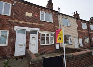 Thumbnail 2 bed terraced house to rent in Leeds Road, Cutsyke, Castleford