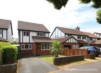 Thumbnail 4 bed detached house for sale in Melrose Avenue, Penylan, Cardiff