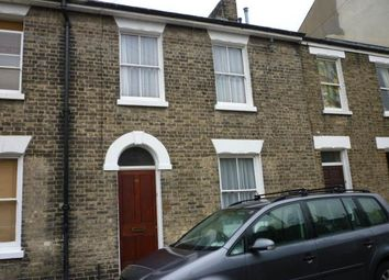 Thumbnail 3 bed terraced house to rent in Eden Street, Cambridge