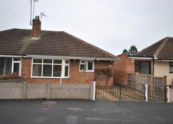 Thumbnail 2 bed property to rent in Spencer Avenue, Thurmaston, Leicester