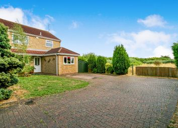 Thumbnail 3 bed detached house for sale in Parkfield Lane, Wimblington, March