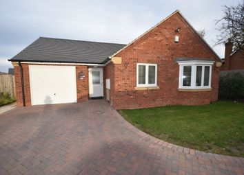 Thumbnail 2 bed bungalow to rent in Goodacre Road, Hathern, Loughborough