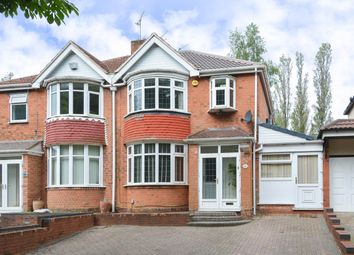 Thumbnail 3 bed semi-detached house for sale in Wolverhampton Road South, Quinton, Birmingham