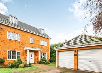 Thumbnail 5 bed detached house for sale in The Hermitage, Arlesey, Bedfordshire, England