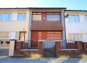 Thumbnail 3 bed terraced house for sale in Great Newton Street, City Centre, Liverpool