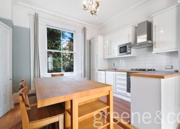 Thumbnail 3 bedroom flat to rent in Belsize Road, South Hampstead, London