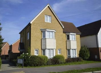 Thumbnail 5 bed detached house for sale in Hedgerows, Hoo, Rochester