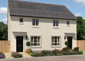 "Thumbnail 3 bedroom semi-detached house for sale in ""Wemyss"" at Bracara Road, Inverness"