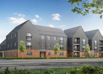 "Thumbnail 2 bed flat for sale in ""Falkirk"" at Broughton Crossing, Broughton, Aylesbury"