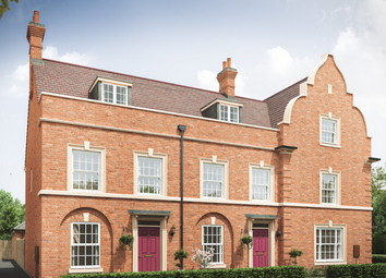"""Thumbnail 3 bedroom semi-detached house for sale in """"The Thornton II"""" at Tay Road, Leicester"""