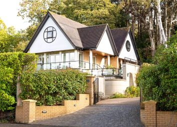 Thumbnail 4 bed detached house for sale in Lower Golf Links Road, Broadstone, Poole, Dorset