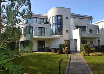 Thumbnail 3 bed flat for sale in 43 Cliff Drive, Poole, Dorset