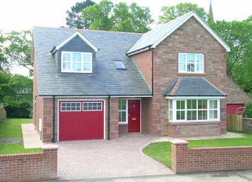 Thumbnail 4 bed detached house to rent in St Catherine's House, School Lane, Rockcliffe, Carlisle