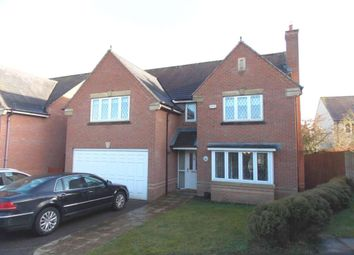 Thumbnail 4 bed detached house to rent in Purslane Drive, Bicester