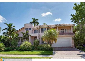 Thumbnail 4 bed property for sale in 360 Poinciana Dr, Fort Lauderdale, Fl, 33301